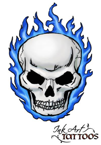 Size:746x362 - 69k: Flames Fire Tattoos