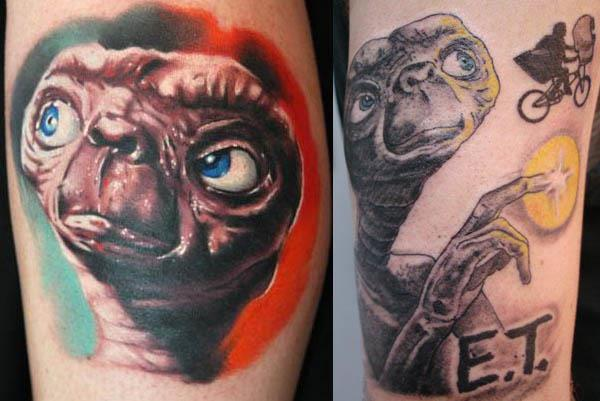 80s Tattoos That Are Totally Rad Ink Art Tattoos