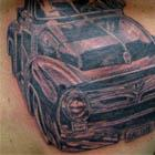 Truck Tattoo Designs
