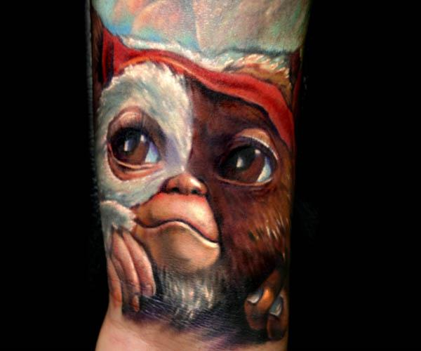 gizmo gremlins tattoo 80s Tattoos That Are Totally Ra