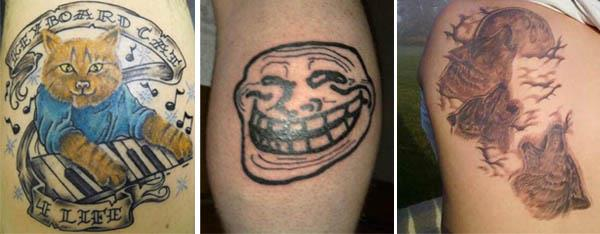 internet tattoos are serious business Internet Tattoos Are Serious Business