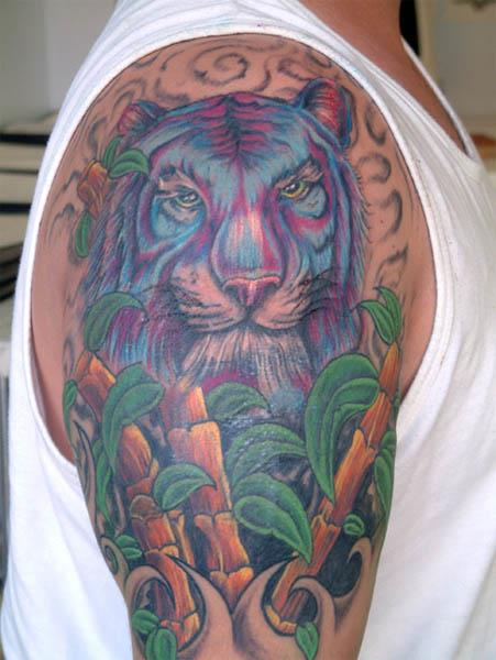 Animal Print tattoos, Fotos,