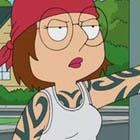 Meg Griffin Gets Inked