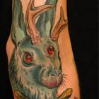 Jackalope Tattoos: Each One Weirder Than the Last