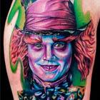 Ink in Wonderland: 25 Mad Alice in Wonderland Tattoos