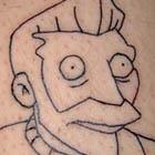 11 Extraordinarily Clever Simpsons Tattoos