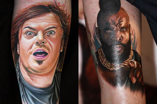 17 Crazy Celebrity Face Tattoos 17 Crazy Celebrity Face Tattoos
