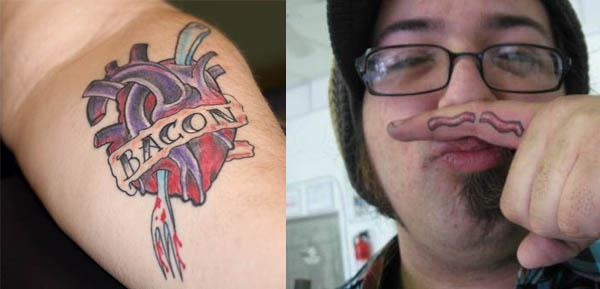 Bacon Tattoos Are Good For Me Bacon Tattoos Are Good For Me