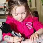 World's Youngest Tattoo Artist