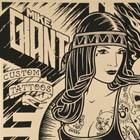 Mike Giant Custom Tattoos Poster