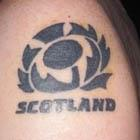 Scotland Pride Tattoo