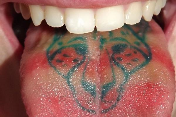 Tongue 5 19 Crazy Tongue Tattoos